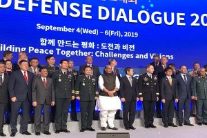 Weeks after nuke warning, Rajnath Singh says India won't balk at using strength to defend itself