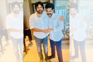 Ram Charan wishes Pawan Kalyan 'Happy Birthday' in a special way