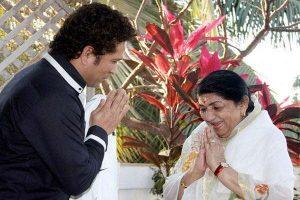 Sachin Tendulkar wishes Lata Mangeshkar on her 90th birthday