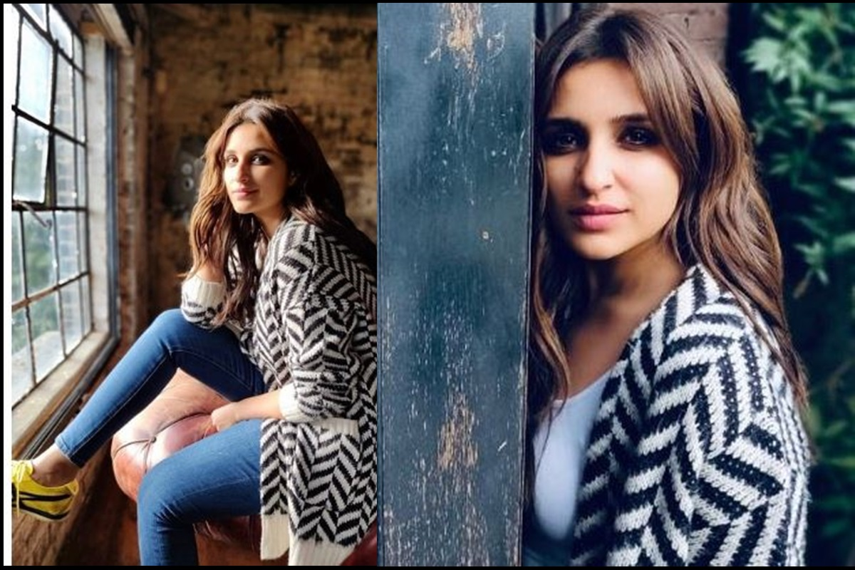 Parineeti Chopra shares glimpses from 'The Girl on the Train' set