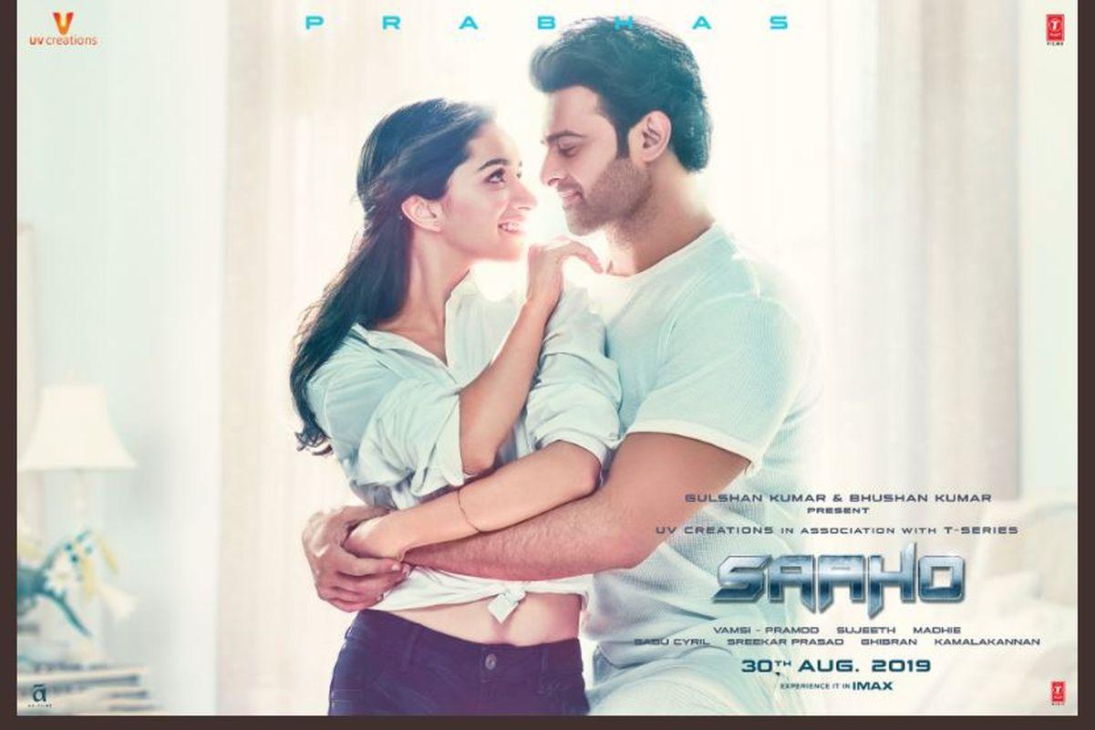 Prabhas starrer Saaho way below Baahubali 2's box office collections