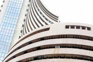 Sensex down 400 points after GDP shocker