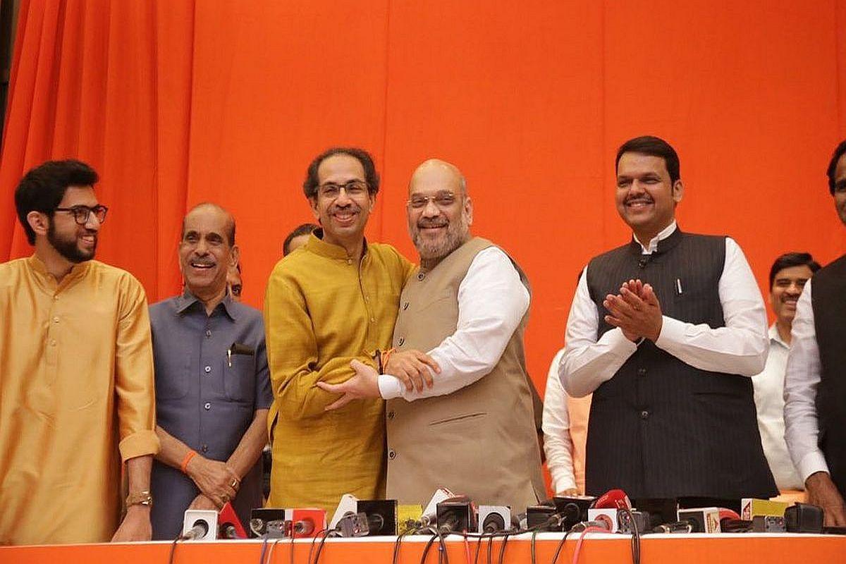 Maharashta assembly polls: Shiv Sena-BJP alliance face rift over seat-sharing