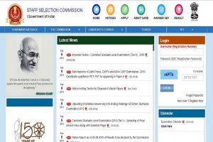 SSC CPO PET/PST results 2019 declared at ssc.nic.in | Direct link to PDF given here