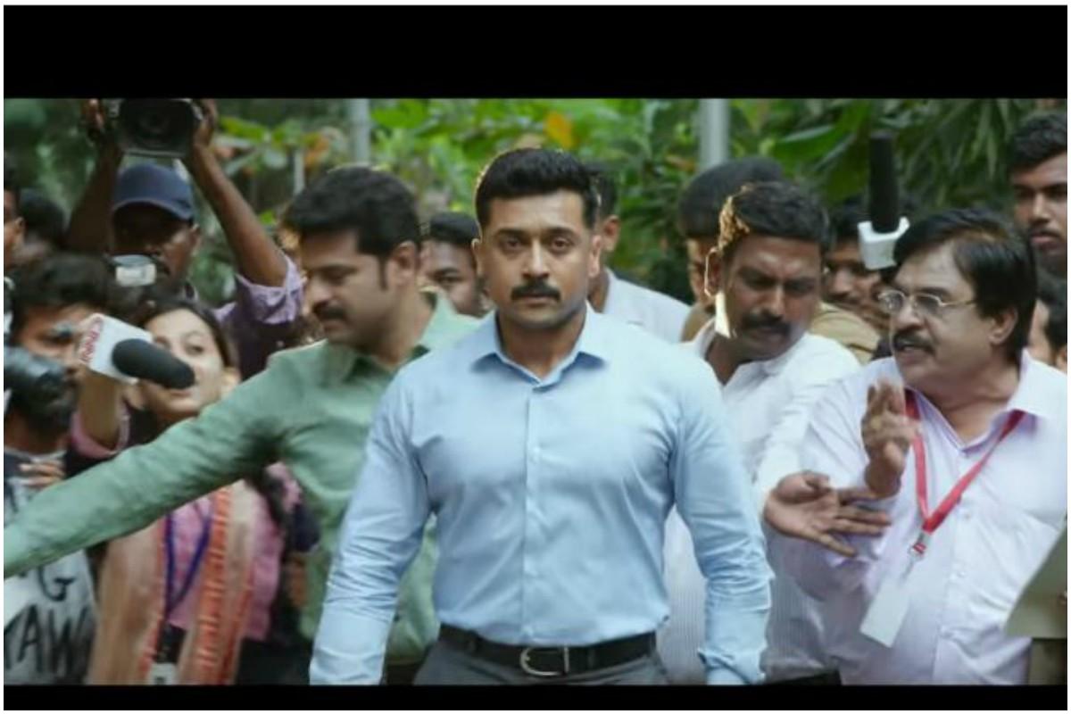 Suriya, Mohanlal starrer Kaappaan Trailer 2 out