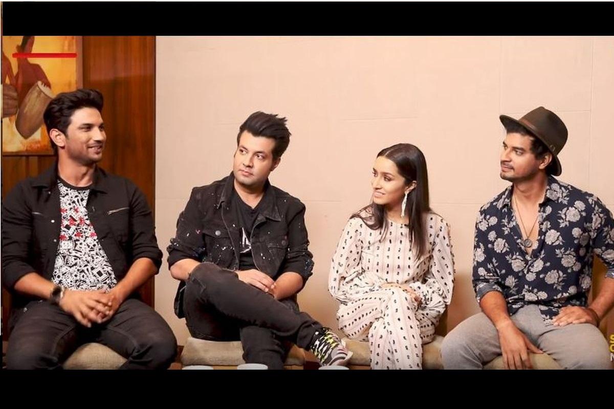 Sushant Singh, Chhichhore, Anupama Chopra, Tahir Raj Bhasin, Nitesh Tiwari, Shraddha Kapoor, Varun Sharma