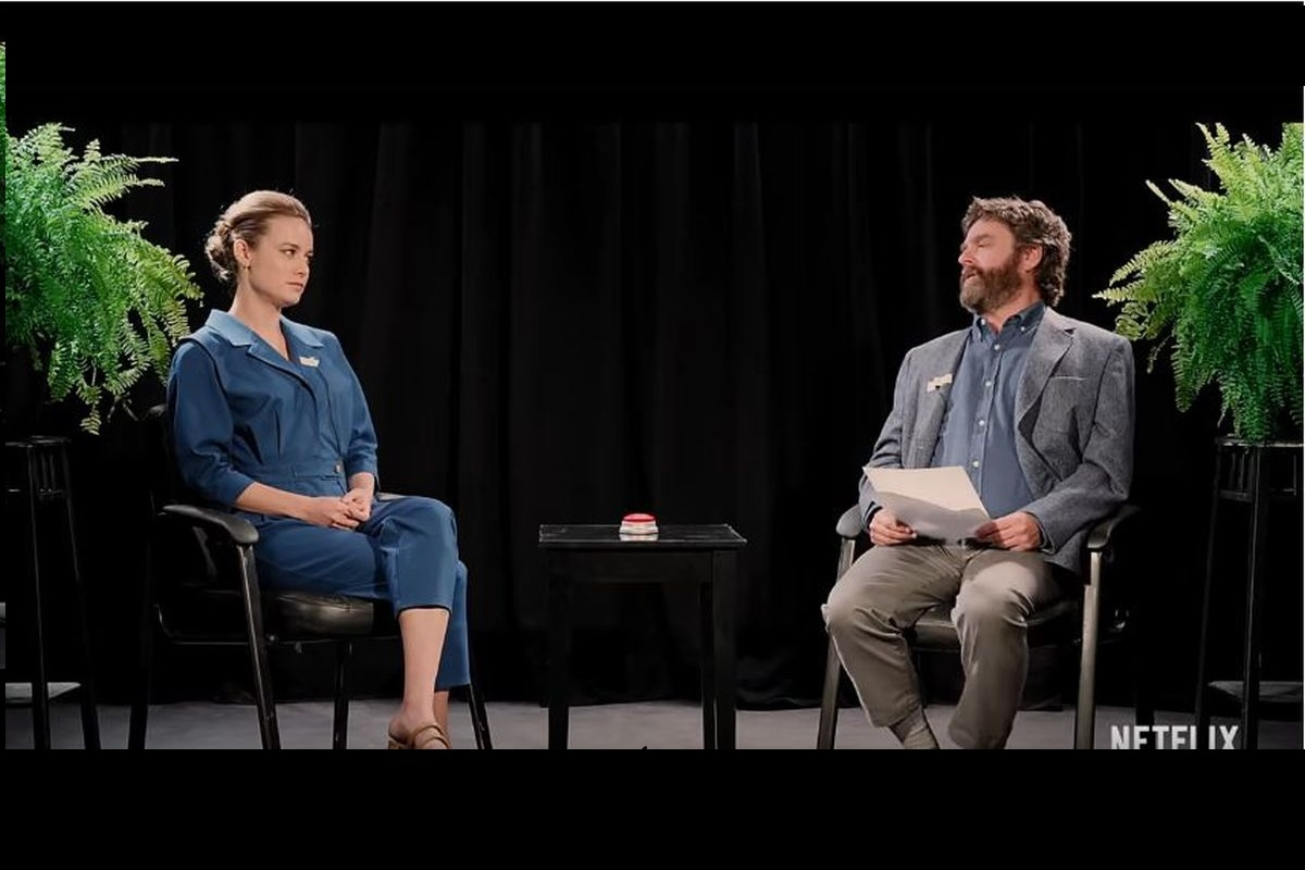 Zach Galifianakis' talk show 'Between Two Ferns' now a Netflix movie
