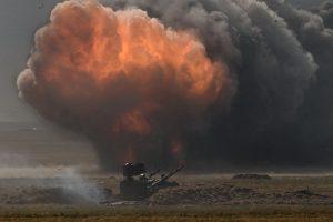 17 ISIS militants killed in US airstrike in southwestern Libya