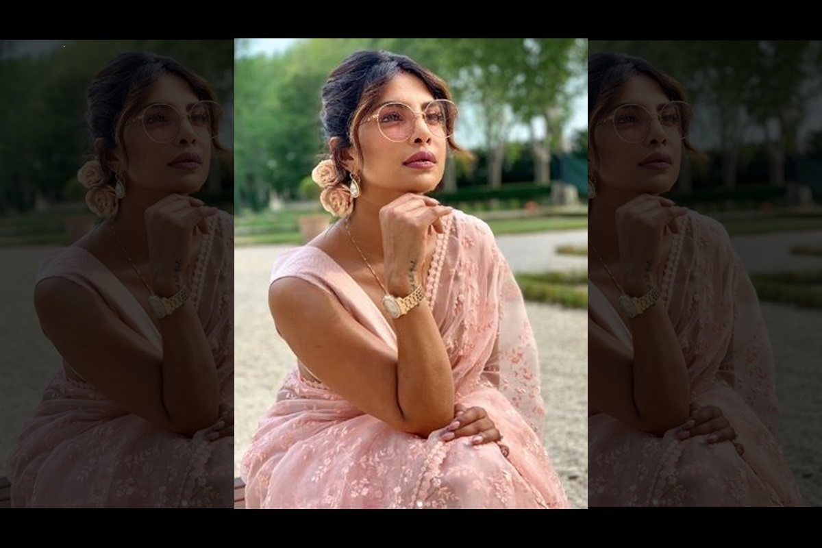 Priyanka Chopra, Toronto International Film Festival, Shonali Bose, Zaira Wasim, Ronnie Screwvala, Siddharth Roy KapurThe Sky is Pink, Priyanka, Farhan Akhtar, Rohit Saraf,