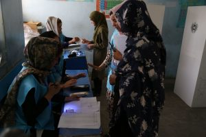 Over 1 million votes counted: Afghan poll officials