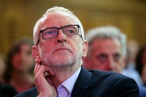 British Labour Party leader Jeremy Corbyn faces flak for his Kashmir stance