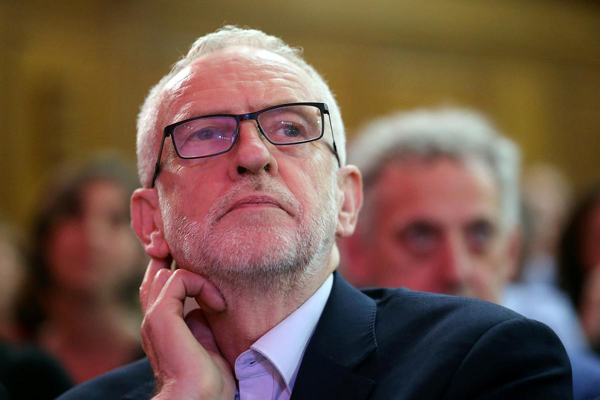 British Labour Party leader Jeremy Corbyn faces flak for his Kashmir stance