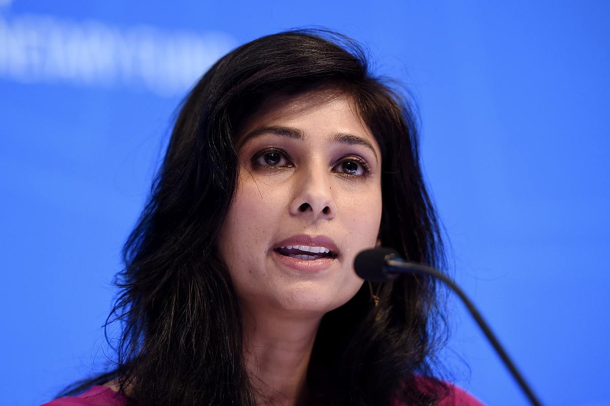 Important for India to keep check on fiscal deficit: IMF Chief Economist Gita Gopinath