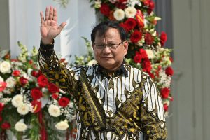 'Dark day for human rights' as Indonesia's PM appoints Prabowo Subianto as defence minister