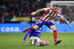 Atletico Madrid beat Athletic Bilbao to go second in LaLiga