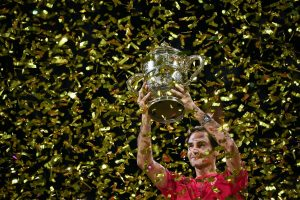 Roger Federer wins 10th Swiss Indoors, his 103rd singles title