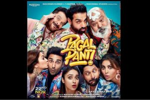 Watch | Pagalpanti trailer featuring John Abraham, Anil Kapoor, Arshad Warsi
