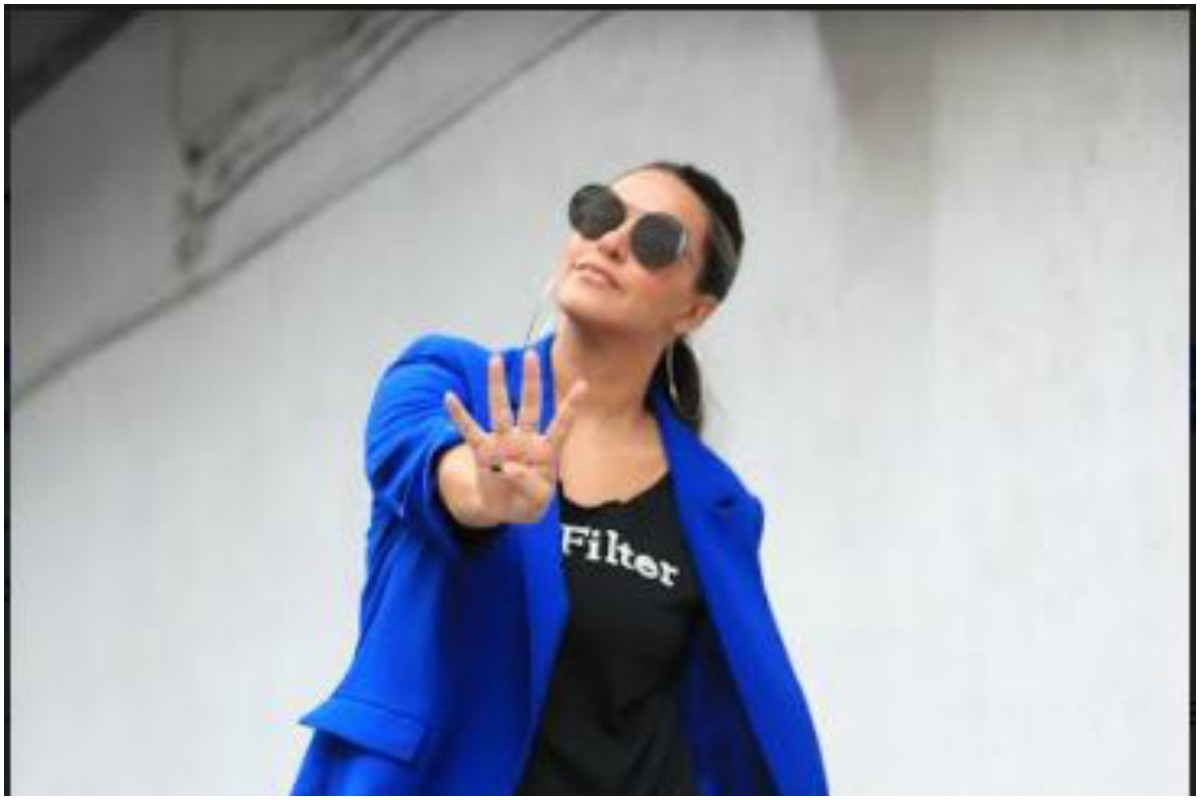 Neha Dhupia excited to return with new season of audio chat show #NoFilterNeha