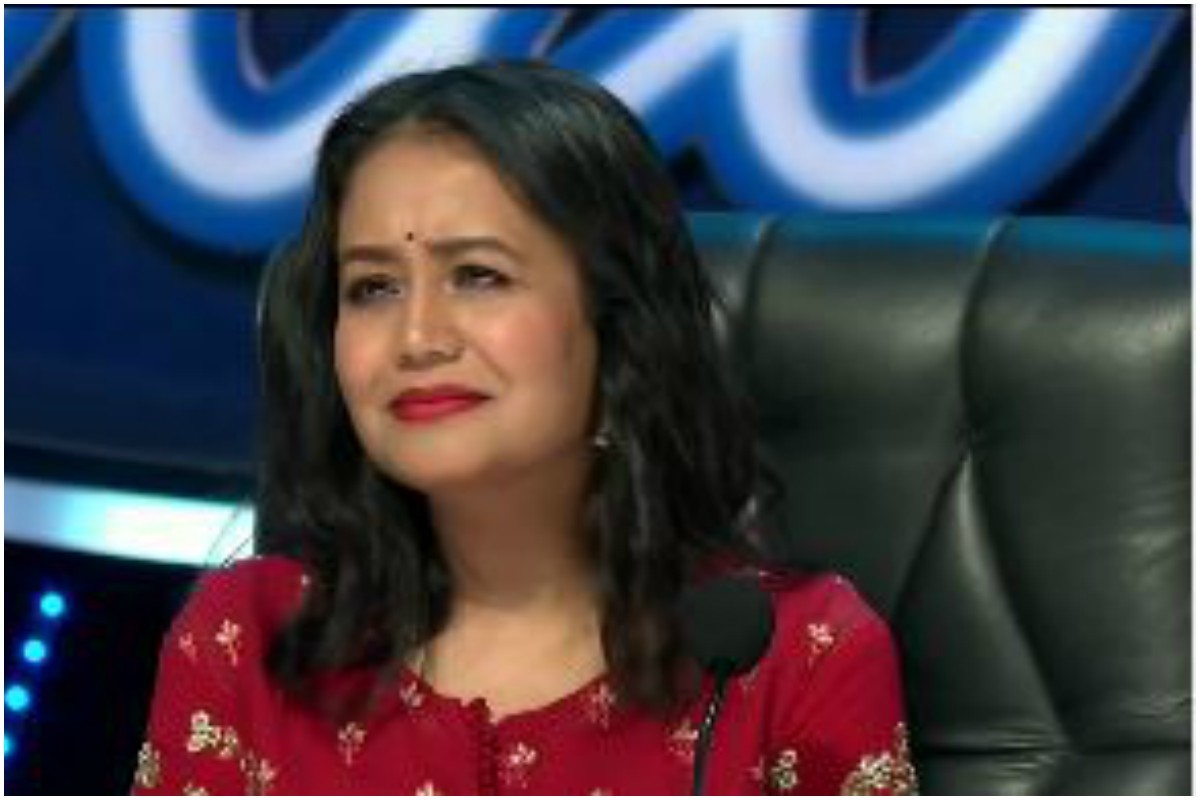 Neha Kakkar Forcibly Kissed At Audition Of Indian Idol 11