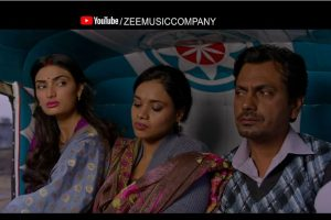 Watch | Nawazuddin Siddiqui, Athiya Shetty in sad romantic track 'Choti Choti Gal' from Motichoor Chaknachoor
