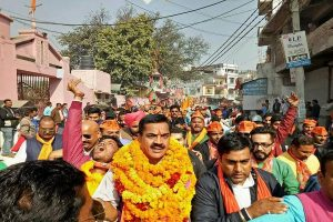 BJP sends notice to Rudrapur MLA for making derogatory remarks against Muslims