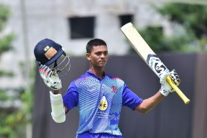 Hope he performs well in IPL and gets chance in Indian team, says Yashsvi Jaiswal's father