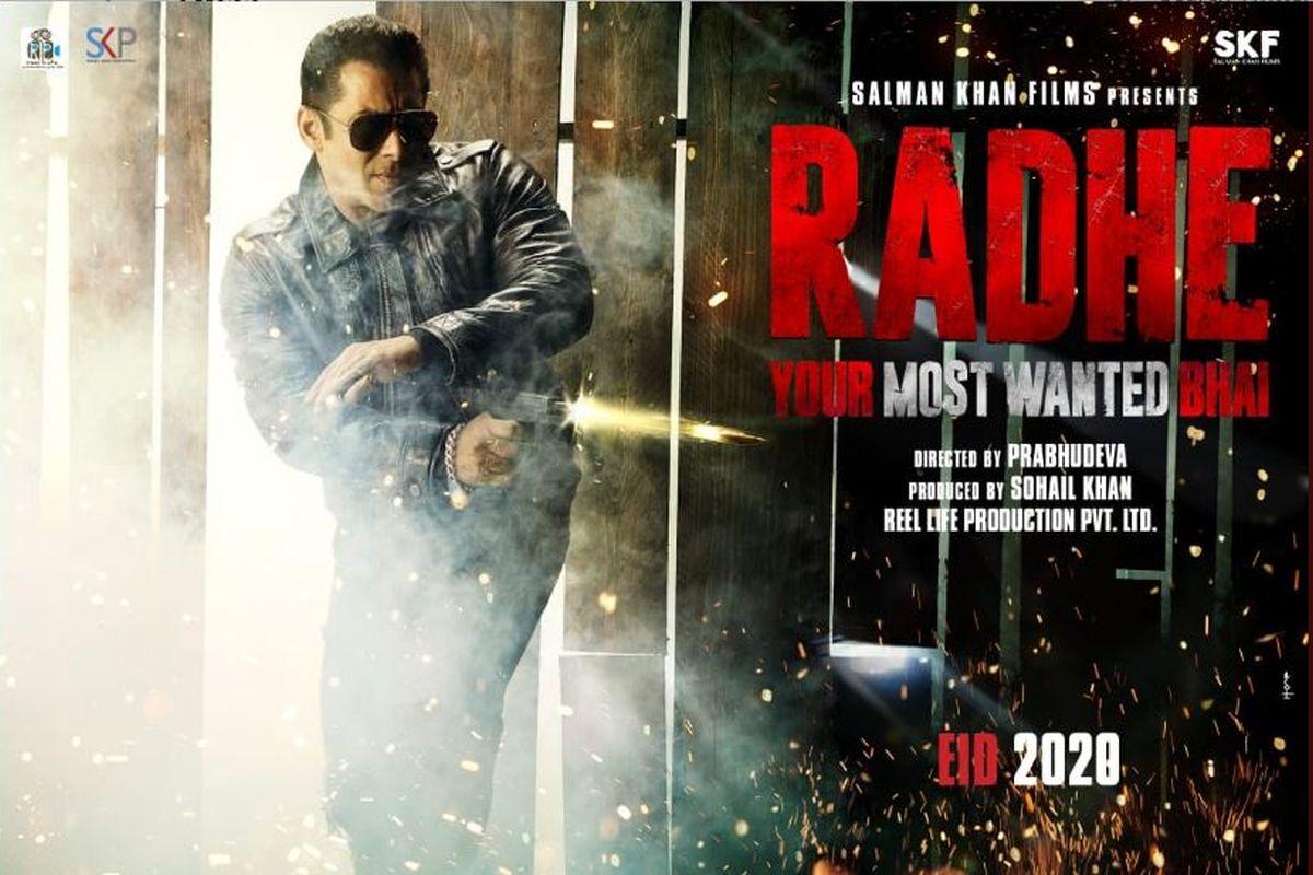Salman Khan, Dabangg 3, Radhe: Your Most Wanted Bhai, Prabhu Deva, Wanted, Dabangg, posters, first look, Eid 2020