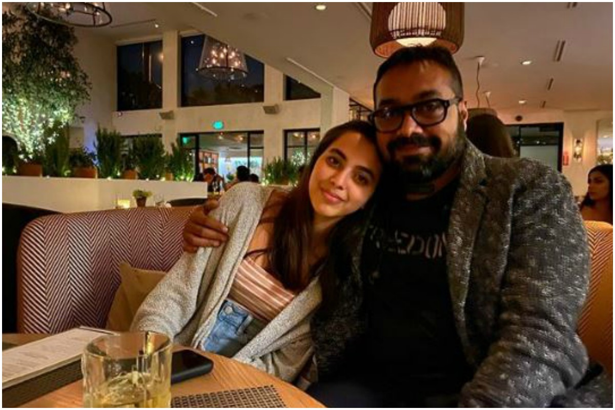 Anurag Kashyap spends quality time with daughter Aaliyah in LA