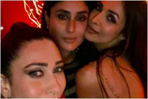 Arjun Kapoor dances while Malaika Arora celebrates birthday in style