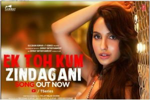 Nora Fatehi celebrates bachelorhood in 'Pyaar Do Pyaar Lo' song from Marjaavaan