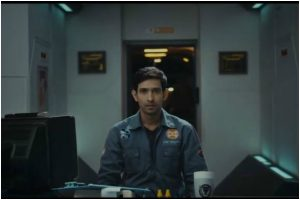 Watch | Vikrant Massey, Shweta Tripathi in India's first science-fiction space ship film Cargo teaser