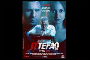 Sidharth Malhotra, Sonakshi Sinha starrer Ittefaq to release in China
