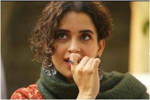Sanya Malhotra on the one thing that is keeping her sane