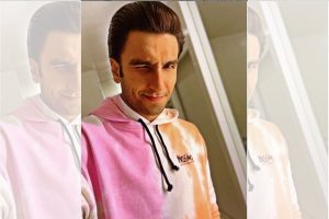 Ranveer Singh goes clean-shaven this Diwali season