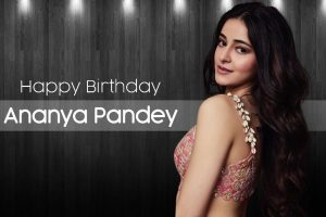 Happy Birthday Ananya Panday