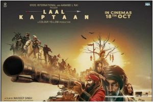 Laal Kaptaan Review: The Saif Ali Khan starrer is an amateur attempt to imitate Abhishek Chaubey's Sonchiriya