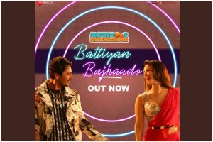 "Sunny Leone in not so racy item song 'Battiyan Bujhaado"" from Nawazuddin Siddiqui starrer Motichoor Chaknachoor"