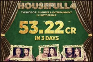 Housefull 4 sets box office on fire