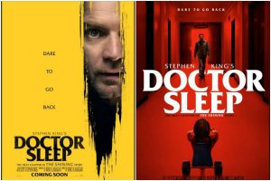 Doctor Sleep new posters show Mike Flanagan's film a sequel to Kubrick's The Shining and not Stephen King's novel