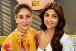 Kareena Kapoor, Shilpa Shetty made of 'sarcasm, sunshine and killer jawlines'