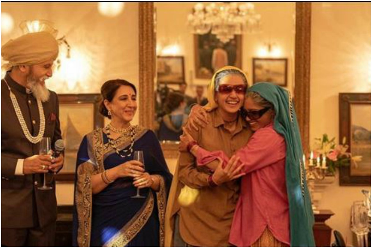 Saand Ki Aankh new song 'Baby Gold' featuring Taapsee Pannu, Bhumi Pednekar, a happy-go-lucky track
