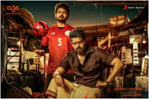 Tamil superstar Vijay starrer Bigil crosses Rs 100 crores mark in 3 days