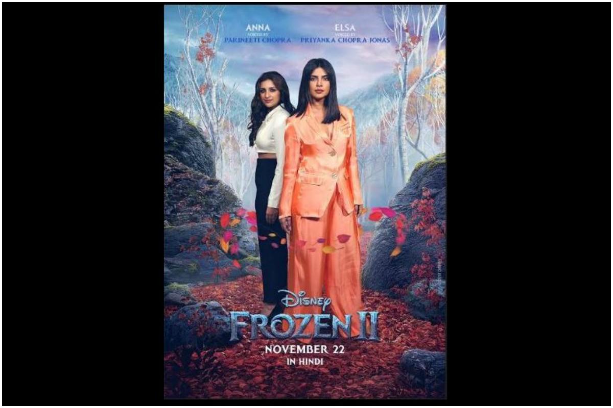 Frozen 2 Hindi version: Priyanka Chopra Jonas to lend her voice for Elsa, Parineeti Chopra for Anna