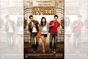 Varun Dhawan, Karan Johar celebrate 7 years of Student of the Year