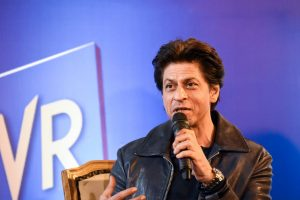 'I don't want to show off but I'm genuinely a dream come true,' Shah Rukh Khan