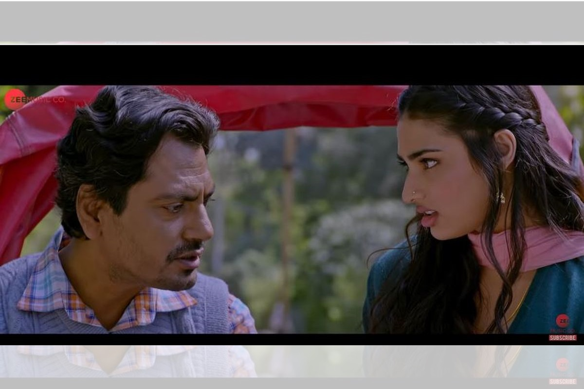 Motichoor Chaknachoor: First song 'Crazy Lagdi' featuring Nawazuddin Siddiqui and Athiya Shetty out