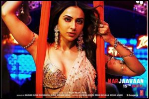 New song from Marjaavaan 'Haiya Ho' featuring Rakul Preet Singh out!
