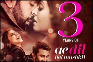 Karan Johar celebrates 3 years of 'Ae Dil Hai Mushkil'
