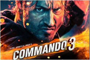 Commando 3 trailer featuring Vidyut Jammwal to release tomorrow