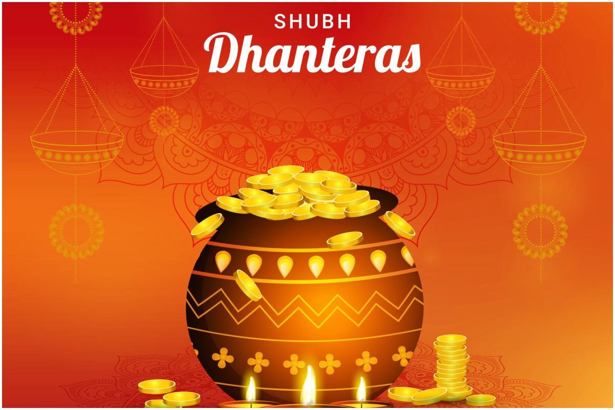 Diwali, Dhanteras, Hindu festival, Dhantrayodashi, Dhanvantari Trayodashi, Goddess Lakshmi, Krishna Paksha , Ashwin,